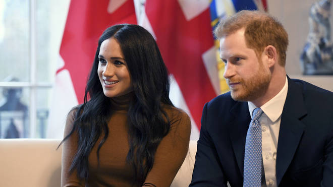 Harry and Megan are set to begin their new life in Canada with their young son