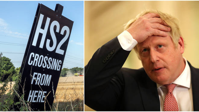 Boris Johnson needs more time to negotiate the HS2 dilemma