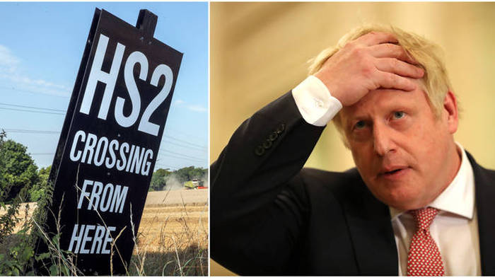 Analysis: LBC's Theo Usherwood explains Boris Johnson's HS2 dilemma