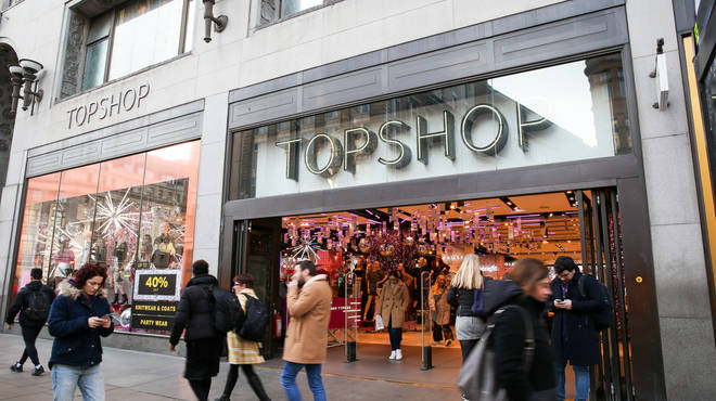 Topshop is part of Arcadia Group