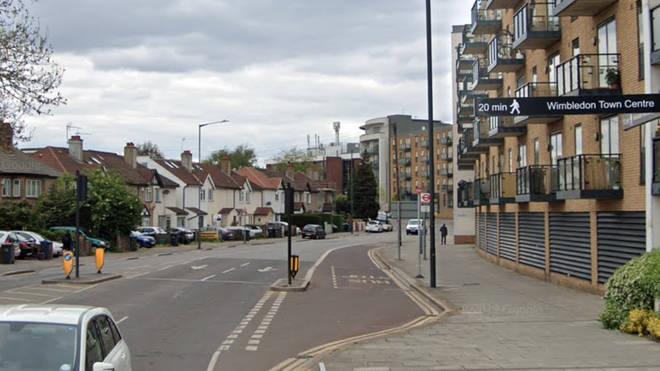 The road closure starts at Plough Lane