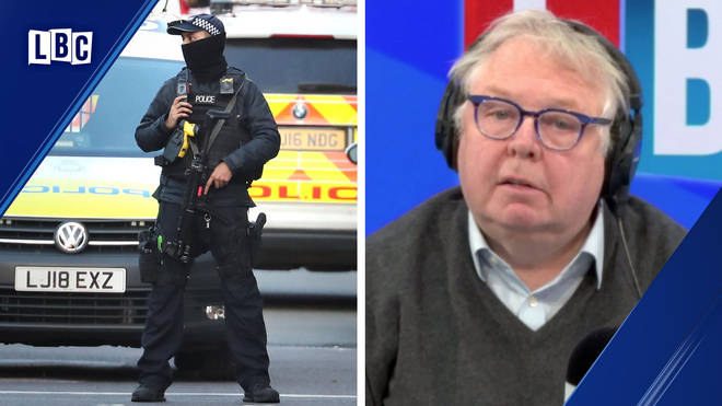 Nick Ferrari praised the plan to get tough on terrorists