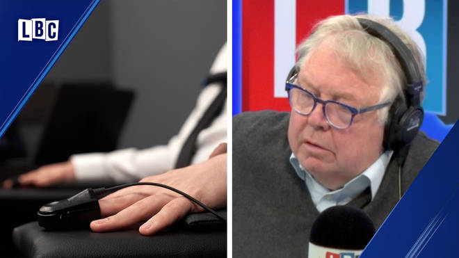 Nick Ferrari heard how easy it is to fool lie detector tests