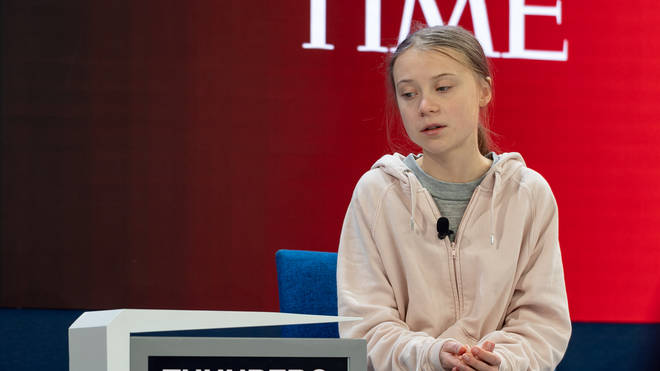 Climate activist Greta Thunberg promised this was just the start