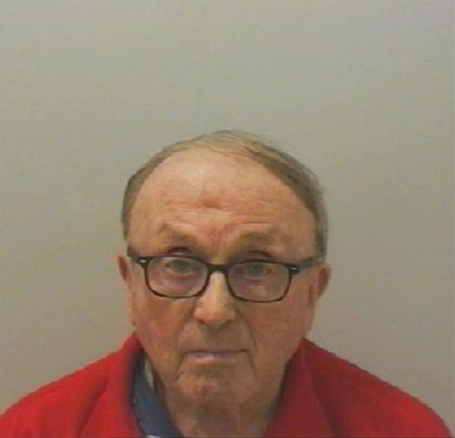 87-year-old Thomas Reed has been jailed for 18 years