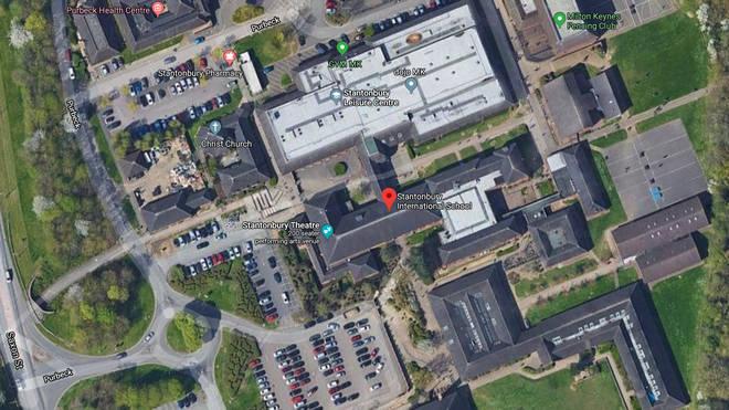 Stantonbury International School in Milton Keynes