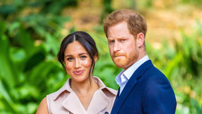 Harry and Meghan have issued a legal warning over paparazzi photos