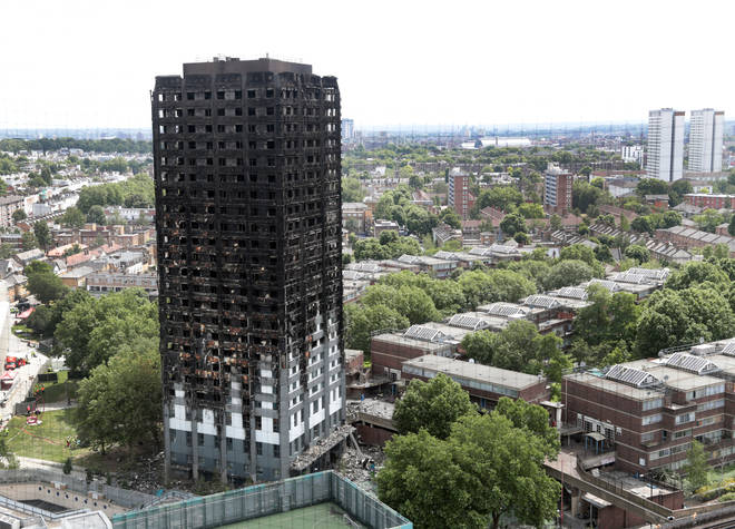Ten households are still to find a home after the Grenfell Tower disaster