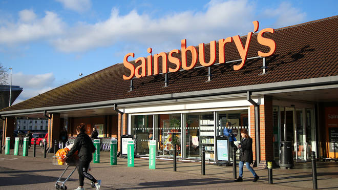 Sainsbury's are set to cut hundreds of management jobs