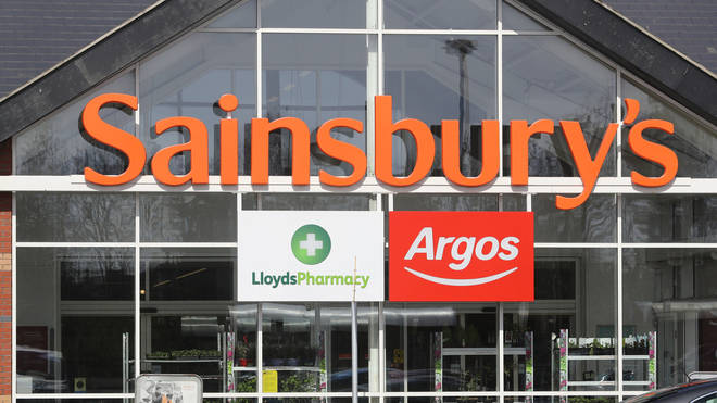 Sainsbury's say the cuts are because of its takeover of Argos