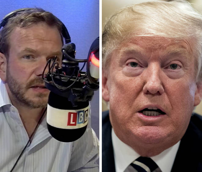 James O'Brien Donald Trump