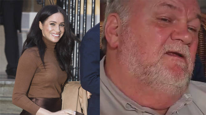 Thomas Markle has said he doesn't expect ever to see Meghan again