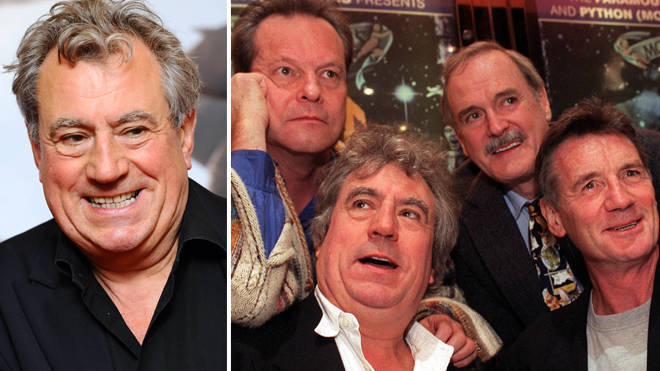 Terry Jones has died at 77 following a battle with a rare form of dementia