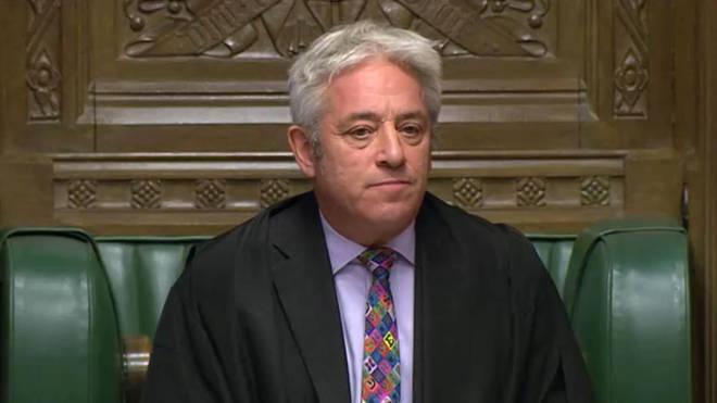 Former Commons speaker John Bercow has denied claims of bullying