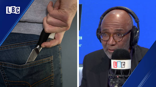 Trevor Phillips had a powerful argument about knife crime