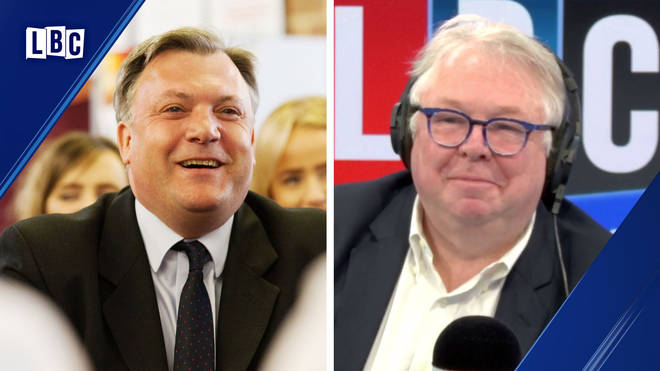 Nick Ferrari had a very entertaining chat with Ed Balls