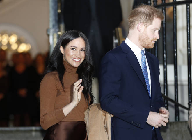 Meghan Markle and Prince Harry have begun their new life in Canada