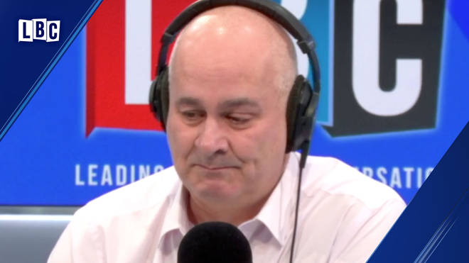 Iain Dale was left in tears by Terry's heartbreaking call