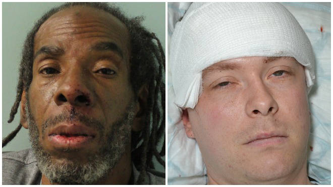 Muhammad Rodwan has been sentenced to 16 years in prison after attacking PC Stuart Outten