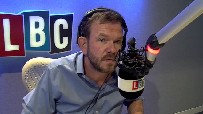 James O'Brien can't believe the new direction of the call