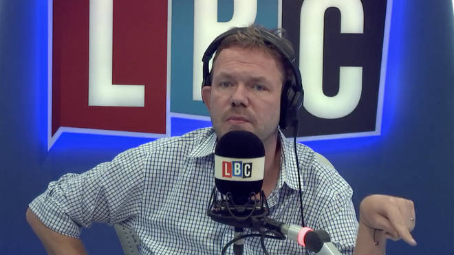 James O'Brien said we hadn't noticed the increasing shortfall in NHS care