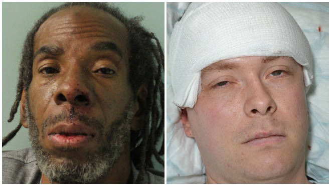 Muhammad Rodwan attacked Pc Stuart Outten with a machete