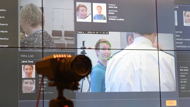 The Met police will deploy facial recognition technology