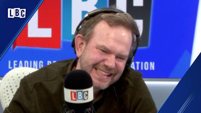 James O'Brien loved hearing Rosalind's story