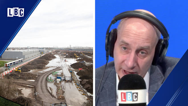 Lord Adonis gives four reasons why HS2 would actually be good for the UK