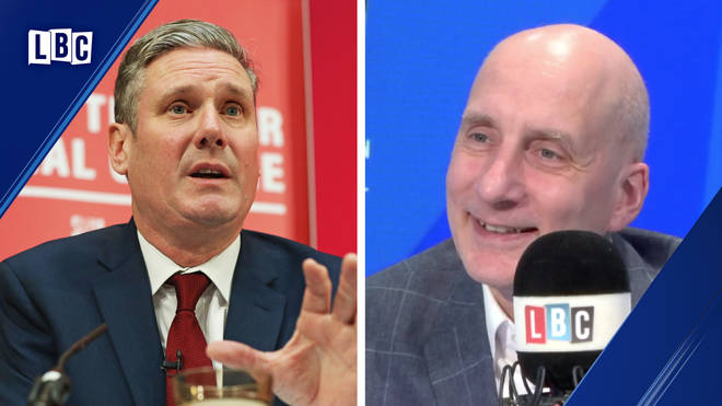 Keir Starmer backer Lord Adonis grilled over previous criticism of him