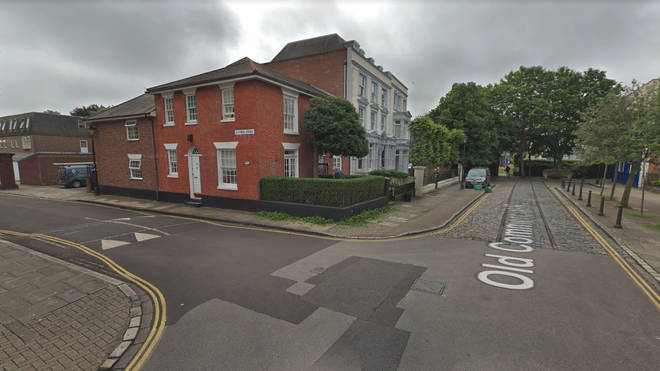 The other baby was found at the junction of Old Commercial Road and Victoria Street, Portsmouth