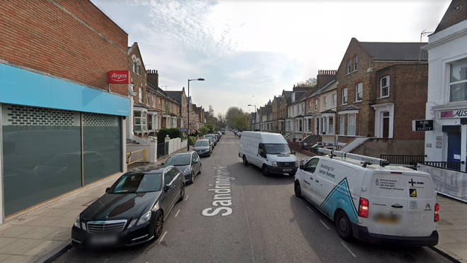 The other baby was found on Sandringham Road in east London