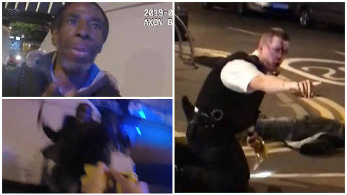 Lawyer suggests Met Police should 'take action' against cop who took down machete attacker