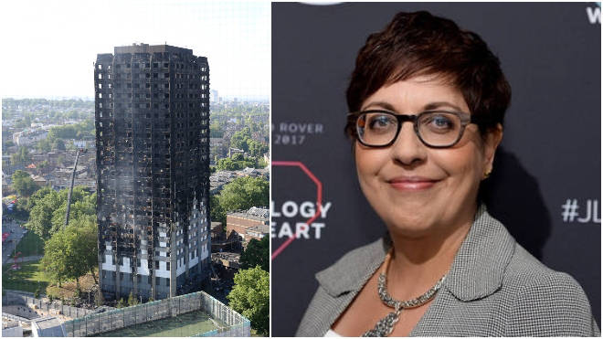 Grenfell Tower inquiry member Benita Mehra has resigned