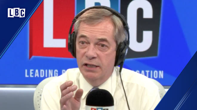Watch The Nigel Farage Show live from 10am