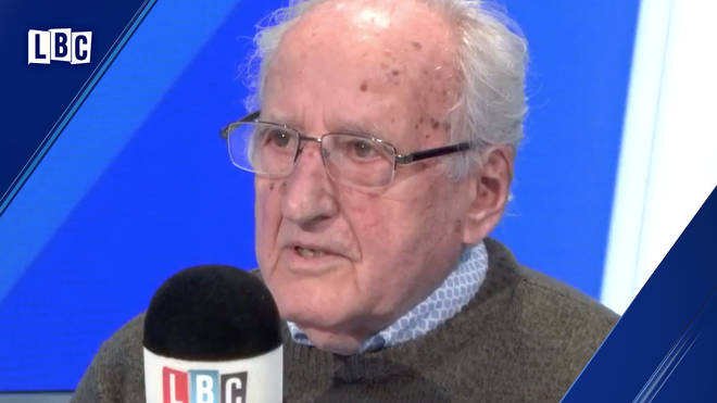 """It&squot;s not the England I came to"": Auschwitz survivor tells LBC"