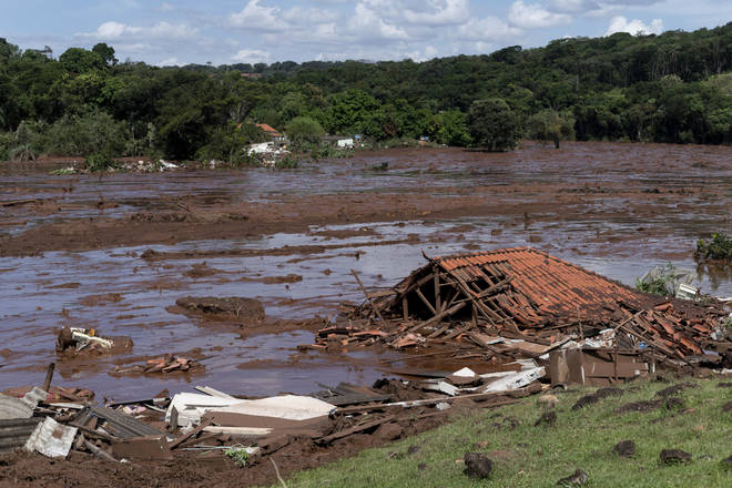 The Brumadinho dam disaster led to 270 deaths