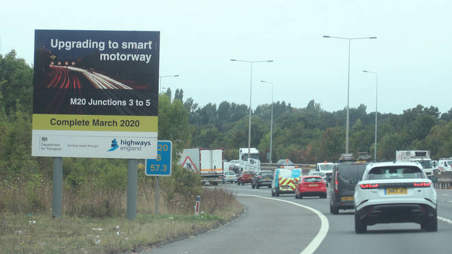 38 people have been killed on smart motorways in the past five years
