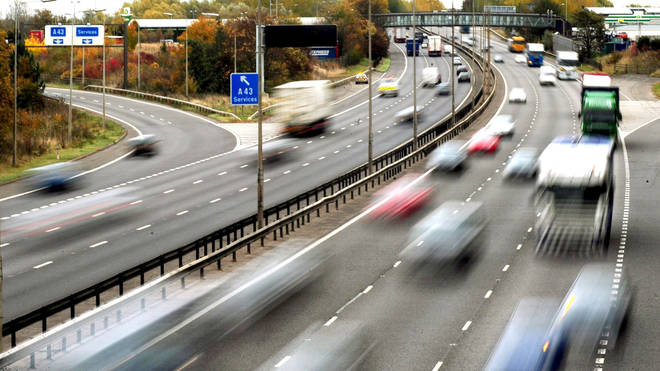 Near-misses have increased 20-fold since smart motorways were introduced