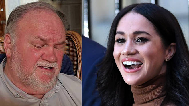 Thomas Markle has vowed to see daughter Meghan in court