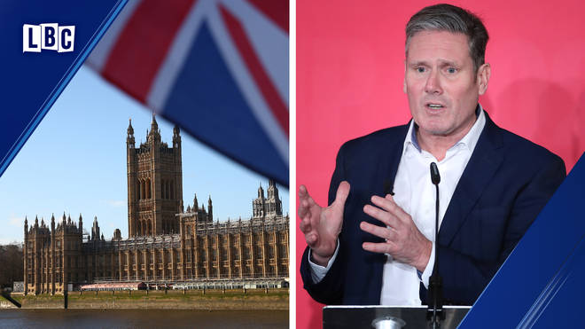 Sir Keir Starmer calls for devolution from Westminster to take back control