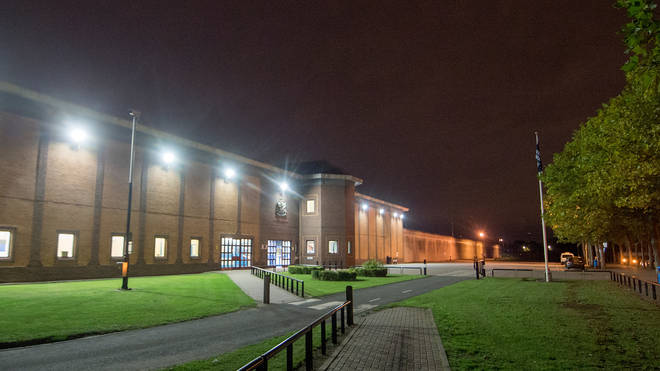 File photo: HMP Belmarsh, a Category A prison in south east London