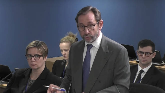 Richard Millet QC made the remark at the opening on the second phase of the inquiry