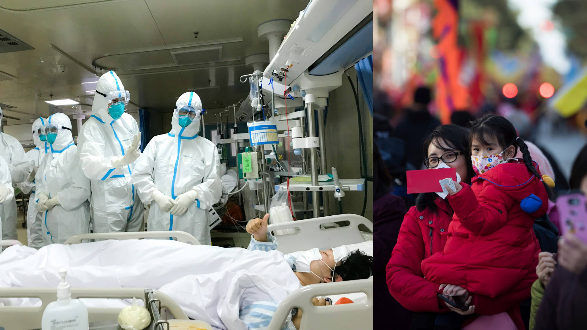 Coronavirus death toll 106 as battle to contain outbreak continues