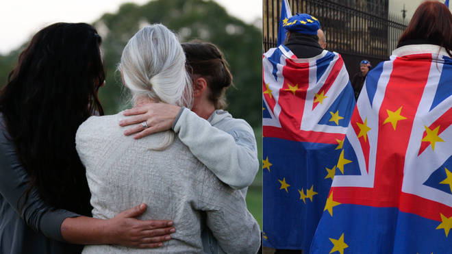 Brexit has caused a rise in mental health anxiety according to experts
