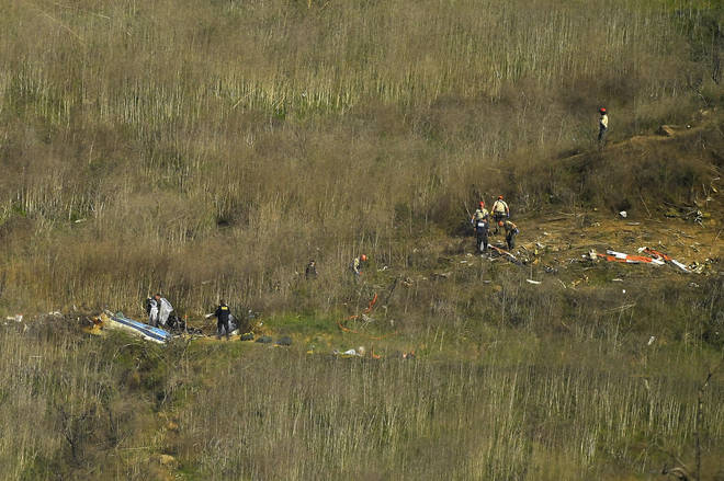 The location of the crash site makes it difficult to recover the bodies