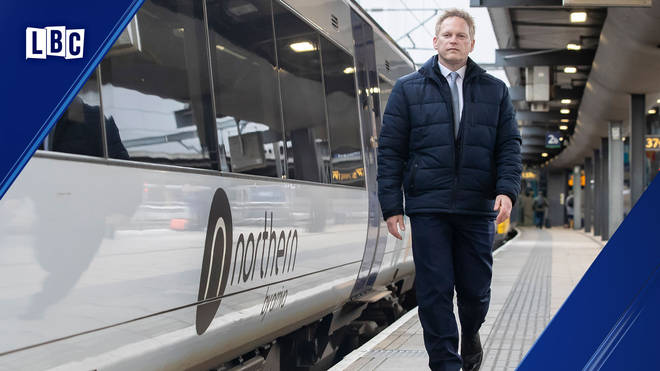 Grant Shapps revealed he is to take action this week over Northern Rail