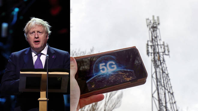 Boris Johnson approves Huawei's involvement in the UK's 5G network