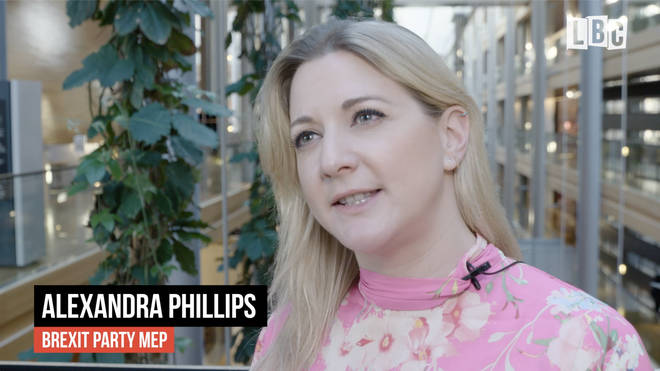 Alexandra Phillips MEP