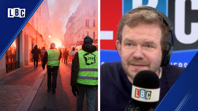 James O'Brien had a hilarious call with a conspiracy theorist